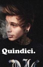 Quindici. - Luke Hemmings by martinaashton94
