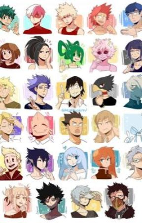 Bnha  oneshots [Requests Open] by Jinxed4_Life