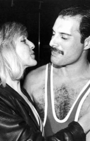 Mercury & She (Freddie Mercury's real Soulmate) by OneOfMyLies