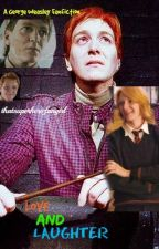 A George Weasley Fanfiction~Love And Laughter. by thatsuperherofangirl