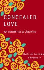 Concealed Love by Regalbeast08