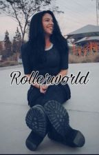 RollerWorld ×Jamal Turner× by Applxx__