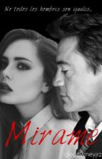Mírame (Robert Downey Jr) by aledowneyjr2
