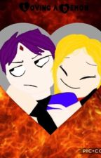 Genderbent Raven x Reader: Loving A Demon by emodare