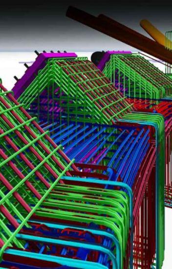 Rebar Detailing services Provider - Steel Construction