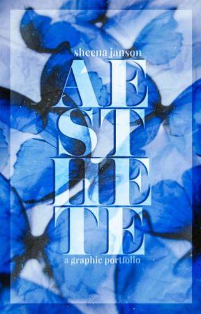aesthete | a graphic portfolio by sheenajanson