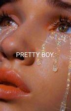 pretty boy • wolfstar by -acciowolfstar