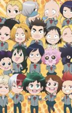 Bnha react to AUs by LianaVianzon