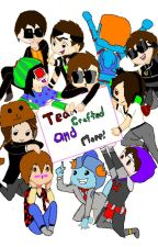 Team Crafted (and friends) one shots by TheMetaphoricalFan
