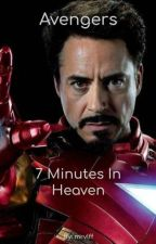 Avengers 7 Minutes in Heaven by mrvlff