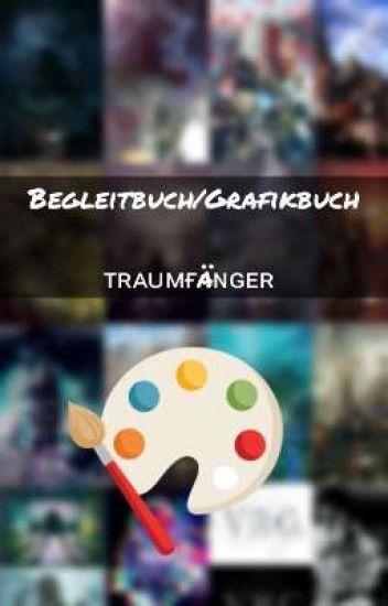 Begleitbuch/Grafikbuch: Traumfänger