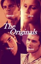 Klaroline with the originals by MiraBae