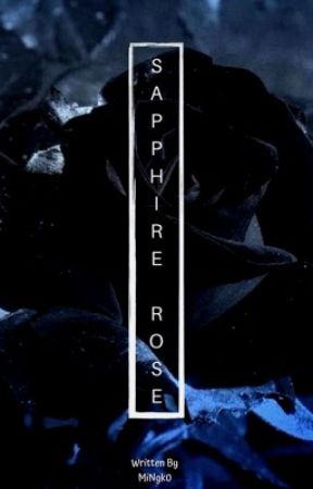 Sapphire Rose  by MiNgk0