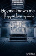 No one knows me, they just know my name (Rumtreiber FF) by dbdbdb123