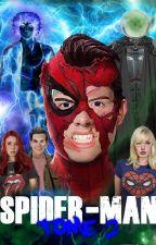 The spider-Tome 2: De grandes responsabilités by amrazarca