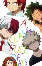 A Class Full of Gays - BNHA Textfic by IvyCoffeeBean