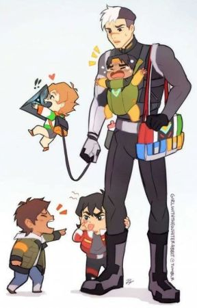 Voltron Truth Or Dare (Temporarily Back) by wolfiemoon1903