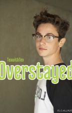 Overstayed// Teo Halm book 1 by Lucinaawakened