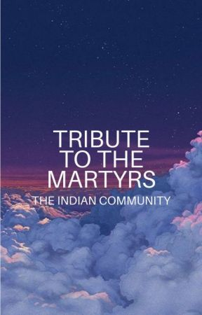 TRIBUTE TO THE MARTYRS | CONTEST by TheIndianCommunity