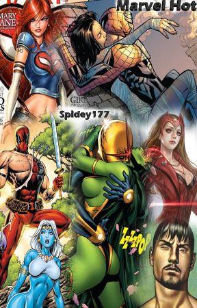 Escenas hot del universo Marvel by Spidey177