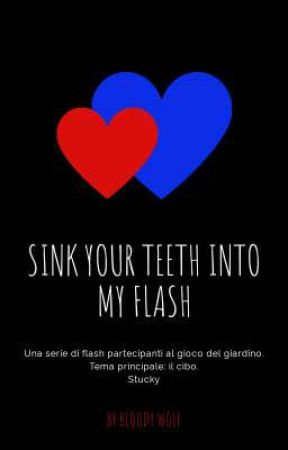 Sink your teeth into my flash by Kalhesia