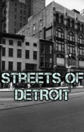 The Streets of Detroit by Lenabaybaee