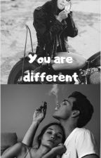 You are different by ManonCestMoiLanonyme