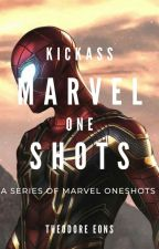 Kickass Marvel Oneshots  by potatoes_books_life