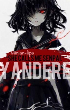 """She calls me Senpai."" {P.JM x yandere} by Minian-lips"