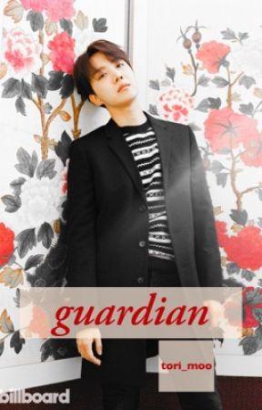 Guardian: BTS J-Hope X Reader by tori_moo
