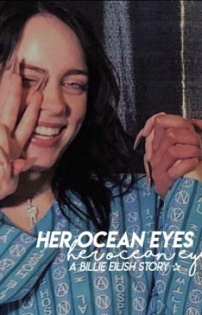 her ocean eyes // billie eilish by baebladebil