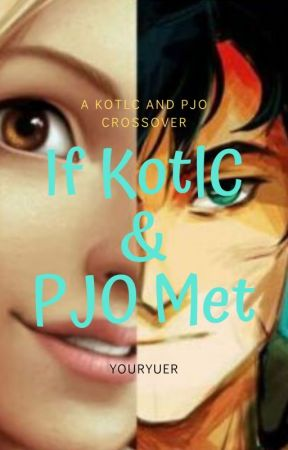 If KotLC and pjo met (a kotlc and pjo crossover) by youryuer