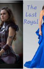 The Last Royal (The 100)~Bellamy Blake by Militarygirl29
