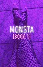 Monsta  by heartachee_