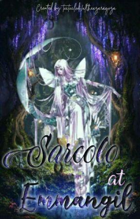 Sarcolo at Emmangil (Filipino Greek Myth) by taetaelodi