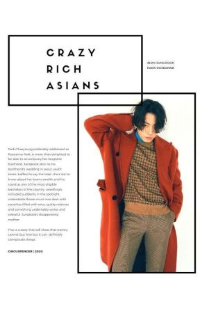 CRAZY RICH ASIANS | rk by CIRCUSFENCER