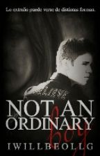 Not An Ordinary Boy | Justin Bieber by IWillBeOLLG