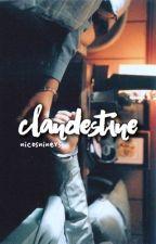 clandestine ↣ joshler by nicosniners