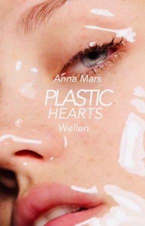 PLASTIC HEARTS - Wellen by PrincessMoria