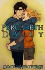 Percabeth Daily by doctorwhoverse