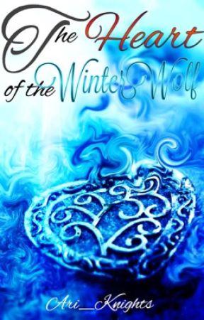 The Winter Wolf-Under Editing by I-Am-Ariiiii