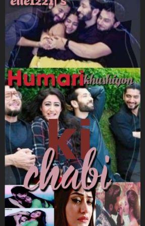 Hamari Khusiyon Ki Chabi by elle1221l