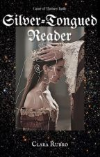 1   the silver-tongued reader    𝒓𝒐𝒃𝒃 𝒔𝒕𝒂𝒓𝒌 by MoonstoneCrystals