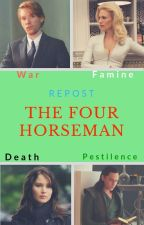 The Four Horsemen (Twilight Version) by Lone-wolf-fanfics