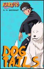 Dog Tails | Kiba Inuzuka by AMBrossart