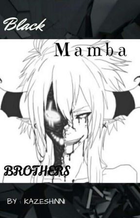 Black Mamba Brothers by KAZESHINNI
