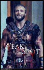 Weak Spot by ChenelleLian
