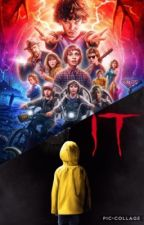 Stranger Things & It gif imagines  by 12Brooklyn34