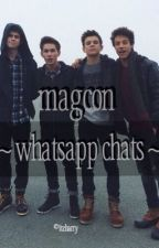 Magcon Whatsapp Chat by harryslovex