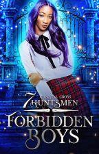 Forbidden Boys: A Reverse Harem Academy BWWM Romance (7 Huntsmen #1) by EclairBooks